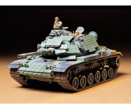 1:35 US Mar.MBT M60A1 w/Reacti. Armor(3)
