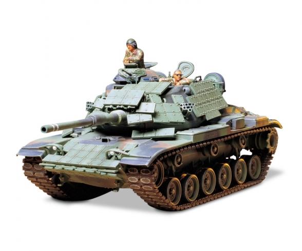 1:35 US Mar.MBT M60A1 w/Reacti. Armor(3)