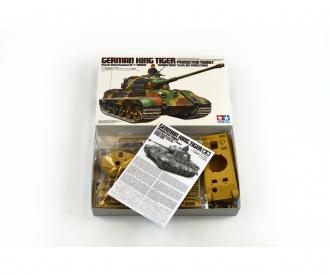 1:35 WWII SdKfz.182 Pz VI Kingtiger (1)
