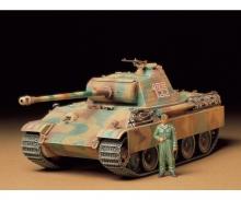 1:35 Ger. SdKfz.171 Panther Aus.G Ea.(1)