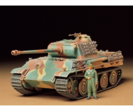 1:35 WWII SdKfz.171 Panther G Stahll.(1)