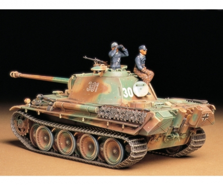 1:35 Dt. SdKfz.171 Panther G Späte A.(2)