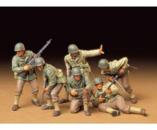 1:35 Fig-Set US Infantry Assault (6)
