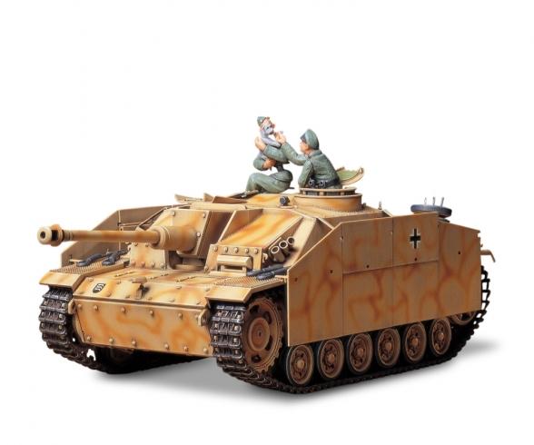 1:35 Ger. SdKfz.142/1 Sturmgesch.IIIG(2)