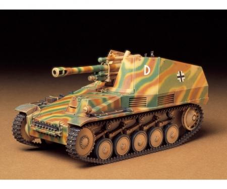 1:35 Dt. SdKfz.124 Wespe (2) PzH