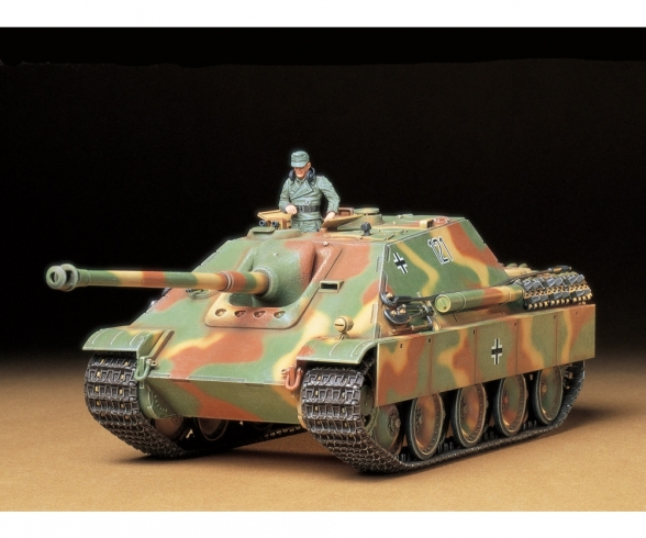 1:35 WWII SdKfz.173 Jagdpanther Late.(1)
