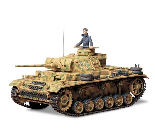1:35 Ger. PzKpfw. III Ausf. L (1)