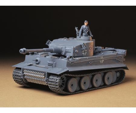 1:35 WWII PzKpfw.VI Tiger I E Early(1)