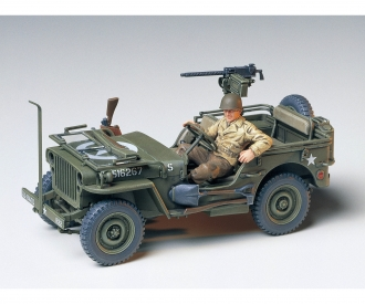 1:35 WWII US Willys Jeep MB 4x4 (1)
