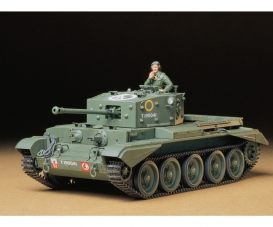 1:35 WWII Brit.Tank Crom.Mk.IV Cruis.(1)