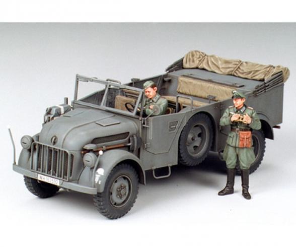 1:35 WWII Ger.Steyr Typ1500A/01 GL (2)