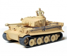 1:35 WWII Tiger I Initial Production