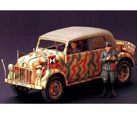 1:35 WWII Dt. Steyr Typ 1500A Komman.(2)