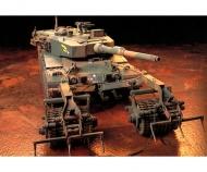 1:35 JGSDF MBT Typ 90 w/ Mine Roller(2)