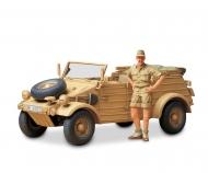 1:35 WWII Ger.Kübelwagen T82 Africa(1)
