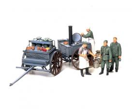 1:35 Diorama-Set Feldküche (4)