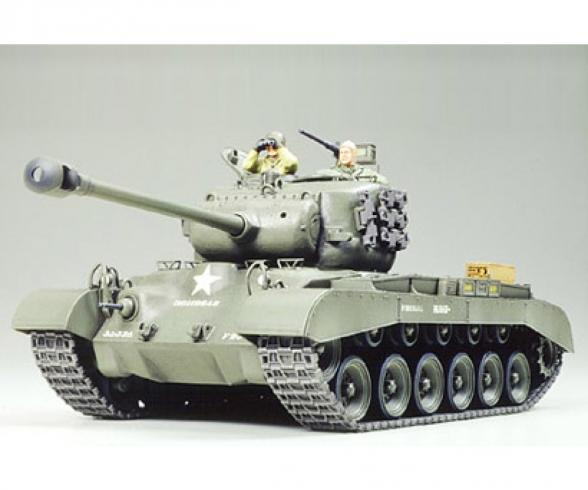 1:35 US Mit. KPz M26 Pershing T26E3 (2)