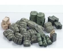 1:35 Diorama-Set US Militär Zub. Modern