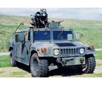 1:35 US M1046 Humvee m. TOW Raketen(2)