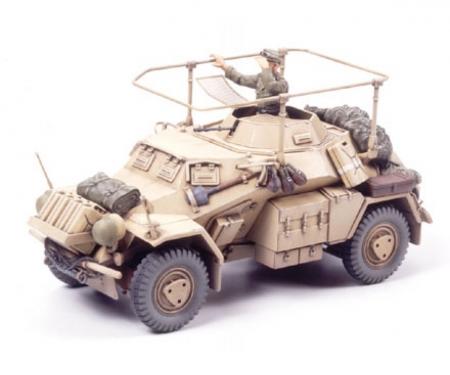1:35 WWII SdKfz.223 Light Arm.Vehicle(2)