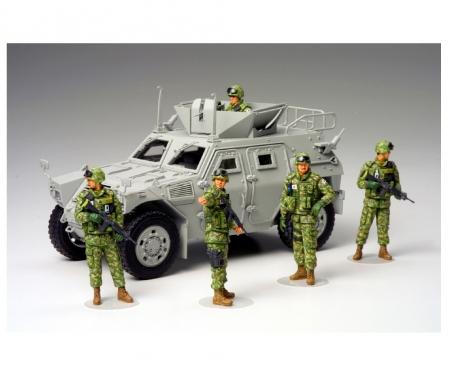 1:35 JGSDF Fig.-Set Human.Assist.Team(5)
