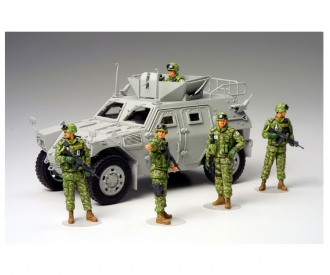 1:35 JGSDF Fig.-Set Human.Assist.Team(5)
