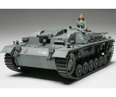 1:35 WWII Ger.Sturmgeschütz III B (1)