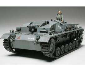 1:35 Dt. Sturmgeschütz III B (1) StuG.