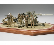 1:35 WWII Ger.88mm Flak36 North Afri.(8)