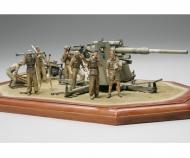 1:35 WWII Ger.88mm Flak36 North Afri.(8)