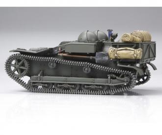 1:35 WWII French Arm. Carrier w/Trai.(4)