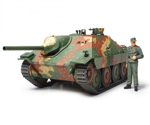 1:35 Ger. 38to Tank Destr. Hetzer (1)