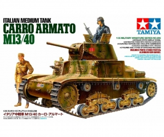 1:35 Ital. MTk. Carro Armato M13/40 (2)
