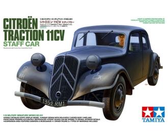 1:35 Fr. Citroen Traction Staff Car (1)