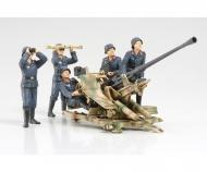 1:35 WWII Ger. A-Acr. Gun37 w/Crew (5)