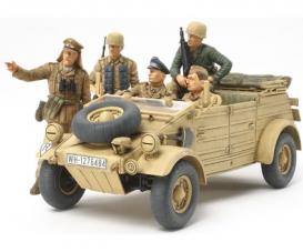 1:35 Dt. Kübelwagen T82 Ramcke (5)
