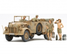 1:35 WWII Dt. Steyr 1500A/01 Afrika (4)