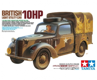 1:35 British Light Utility Car 10HP