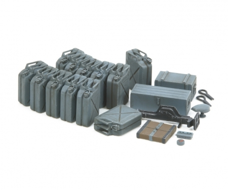 1:35 WWII Ger.Jerry Can Set (12) Early