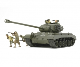 1:35 US Panzer T26E4 Super Pershing