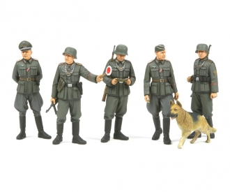 1:35 German Field Police Set