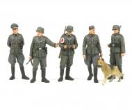 1:35 WWII Fig.-Set Dt. Feldpolizei