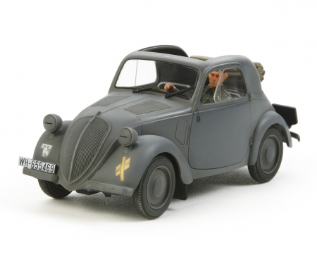 1:35 WWII German Simca 5 (1)