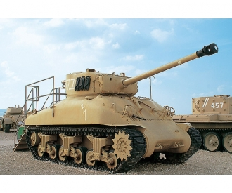 1:35 Israeli Tank M1 Super Sherman