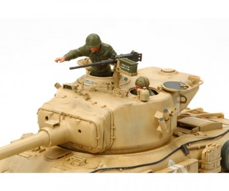 1:35 Israeli Tank M51 105mm