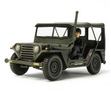 1:35 US M151A1 Transportfahrzeug Vietnam