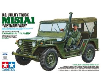 1:35 US M151A1 Utility Truck Vietnam