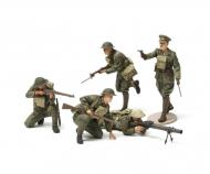 1:35 WWI British Infantry Fig.-Set (5)