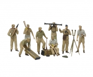 1/35 Africa Luftwaffe Art Crew