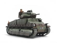 1:35 French Med. Tank SOMUA S35
